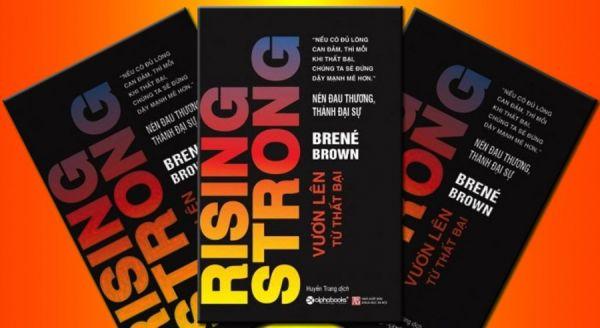 Vươn lên từ thất bại - Brené Brown