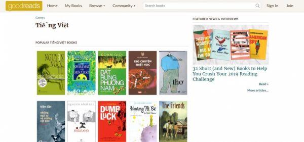 Những trang web review sách hay nổi tiếng tại Việt Nam