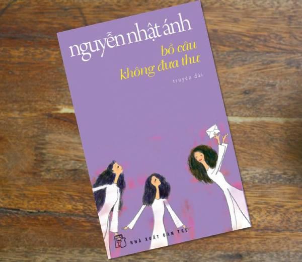 Review Bồ câu không đưa thư của nhà văn Nguyễn Nhật Ánh