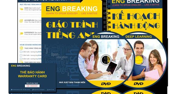 Sự khác biệt giữa Eng breaking và Effortless English