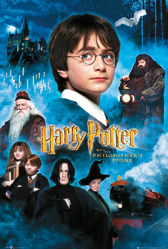 Harry Potter and the Sorcerer's Stone (Harry Potter và Hòn đá Phù thủy)