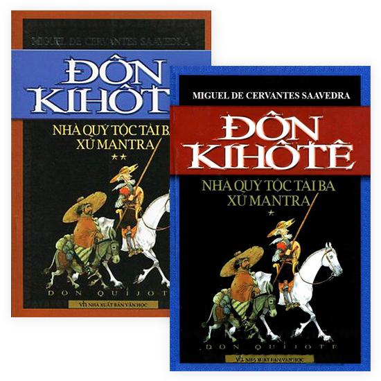 Don Quixote ( Đôn Ki-hô-tê) – 500 triệu bản