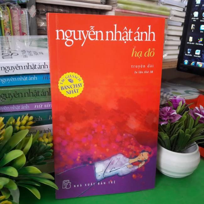 Truyện dài Hạ Đỏ của nhà văn Nguyễn Nhật Ánh