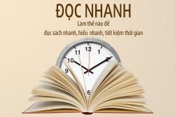 Làm sao để đọc sách nhanh, hiểu sâu, nhớ lâu?