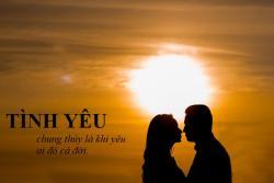 Tổng hợp những câu nói hay nhất về tình yêu